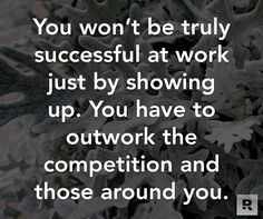 """way to listen to Dave Ramsey! You don't make """"company all-star"""" without working for it :) I can't wait to see that new strip office :) Work Inspiration, Motivation Inspiration, Customer Service Quotes, Workout Results, Life Decisions, Financial Success, Dave Ramsey, Embedded Image Permalink, Self Help"""