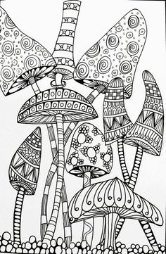 Trippy Mushroom Coloring Pages . Trippy Mushroom Coloring Pages Free. Stock Vector Pattern for Coloring Book In Vector Fantasy Fairy. Trippy Coloring Pages Mushrooms. Exceptional Trippy Coloring Pages Flower Coloring Pages, Mandala Coloring Pages, Coloring Pages To Print, Free Coloring Pages, Coloring Books, Pattern Coloring Pages, Cartoon Coloring Pages, Secret Garden Coloring Book, Ladybug E Catnoir