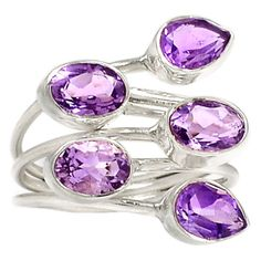 Amethyst-925-Sterling-Silver-Ring-Jewelry-s-8-SR174183