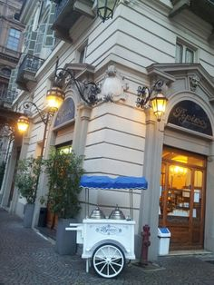 Caffè Pepino dove è nato il gelato pinguino!