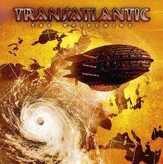 TransatlanticThe Whirlwind album cover