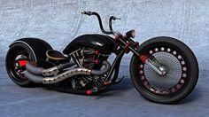 Wicked Custom Bike