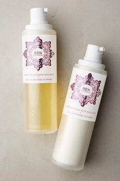 REN Clean Skincare Moroccan Rose Duo