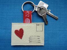 +Schlüsselanhänger+Liebesbrief+von+ZündStoff+auf+DaWanda.com