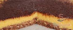 Fitnesz túrótorta liszt és cukor nélkül | TopReceptek.hu Mango, Flourless Cake, Caramel, Sheet Cakes, Bakken, Top Recipes, Manga