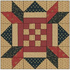 The Clothesline Quilter: Quiltmaker's 100 Blocks! Hurray!
