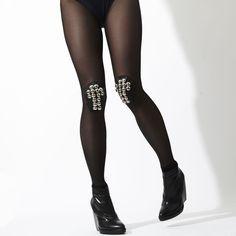 Elnaz Niknani Cross Leggings ($190) ❤ liked on Polyvore featuring pants, leggings, see through pants, leather pants, leather trousers, real leather leggings and see through legging