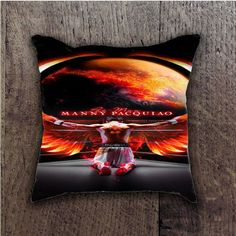 MANNY PACQUIAO WINGS BATHROOM PILLOWS