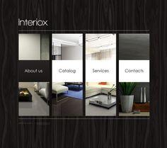 Interior Design Website Templates Template New Screenshots Websites