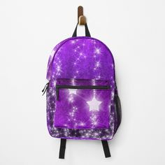 Falling Stars, Fashion Backpack, Clutches, Traveling By Yourself, Print Design, I Shop, Backpacks, Art Prints, Printed