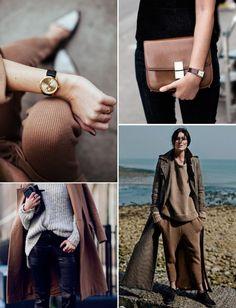CAMEL INSPIRATION - Style magazine | Škola stylu BACKSTAGE Collage Vintage, Backstage, Camel, Street Style, Style Inspiration, Stylish, How To Wear, Passion, Magazine