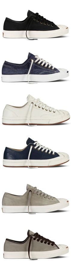 Converse Jack Purcell Spring 2014 Collection