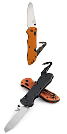 Medical supplies and products from top manufacturers for EMS providers - theEMSstore - Benchmade: Triage Utility Knife