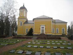 Kankaanpää kirkko