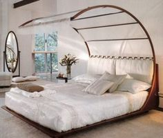 Canopy Bed Design