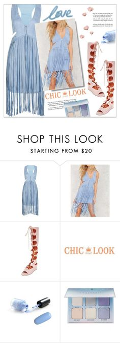 """""""chiclookcloset.com 18"""" by meyli-meyli ❤ liked on Polyvore featuring Anastasia Beverly Hills and chiclookcloset"""