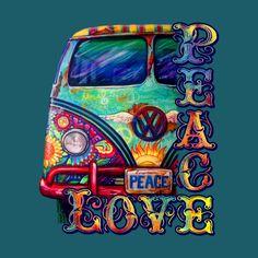 Hippie Peace, Happy Hippie, Hippie Love, Boho Hippie, Bohemian Style, Peace Love Happiness, Peace And Love, Tableau Pop Art, Peace Sign Art