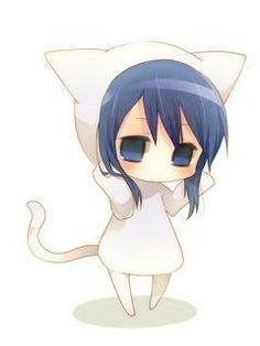 Kawaii,Cute,Girl