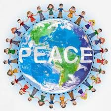 Shop Peace Car Magnet - children holding hands earth designed by Cityprints. Lots of different size and color combinations to choose from. Peace On Earth, World Peace, Children Holding Hands, Give Peace A Chance, Age Of Aquarius, International Day, Car Magnets, Party Plates, Love Messages