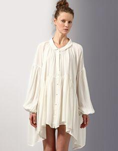 Peter Jensen Artist Smock dress
