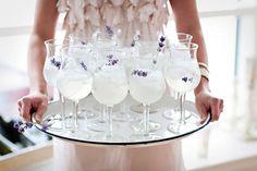 Recette de Limonade à la Lavande / Lavender Lemonade Recipe