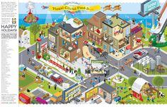 Can you find 57 business cliches hidden in this picture?