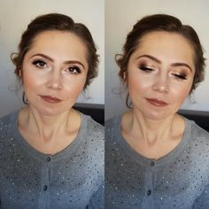Makeup For 50 Year Old, Makeup Over 50, Makeup For Older Women, Makeup For Moms, Older Woman Makeup, Soft Eye Makeup, Old Makeup, Skin Makeup, Beauty Makeup