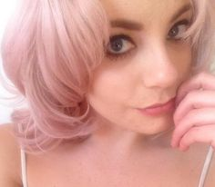 """You Should Dye Your Hair Pink 