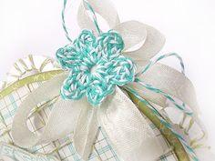 #bakerstwine crochet flower