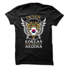A Korean in ARIZONA T-Shirts, Hoodies, Sweaters