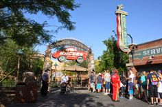 Tips to Radiator Springs Racers: FastPass Tips, Rider Switch Pass at Disneyland. Disneyside at www.anytots.com