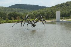 Louise Bourgeois @ Chateau La Coste
