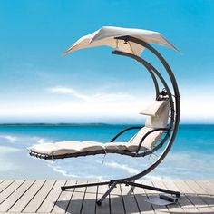 Dream Chair Chaise Lounge by Delano