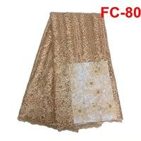 Buy Gold color Indian fabric design hot selling african embroidery french lace tulle fabric per lot at Wish - Shopping Made Fun Indian Fabric, Mesh Material, Tulle Fabric, French Lace, Wish Shopping, Fabric Design, Sequin Skirt, African, Embroidery