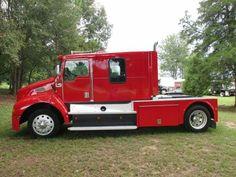 . Big Rig Trucks, Mini Trucks, New Trucks, Pickup Trucks, Medium Duty Trucks, White Truck, Old Tractors, Peterbilt Trucks, Rv Trailers