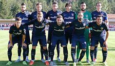 El Atlético sigue con su puesta a punto ante el Oviedo - BeSoccer