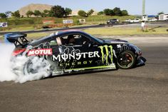 Monster Energy Drift Car! Going to do this one day!!!