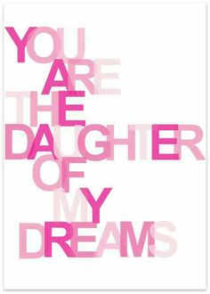 My baby girl is my world. This is why God only gave me one daughter. Mother Daughter Quotes, I Love My Daughter, My Beautiful Daughter, Dad Daughter, Mother Quotes, I Love Girls, Sweet Girls, My Little Girl, My Baby Girl