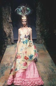 Christian Lacroix 1998 haute couture
