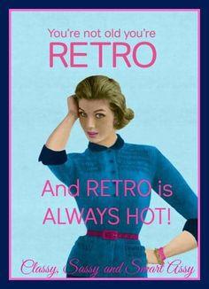 Retro Hotness