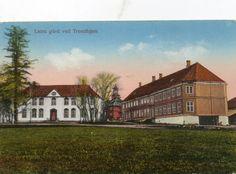 Sør-Trøndelag fylke Trondheim  TRONDHJEM. LEIRA GÅRD  kolorert kort. Utg MITTET tidlig 1900-tall