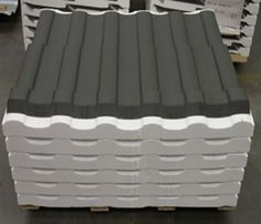 Modus steel roof system delivery method