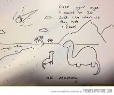 Saddest doodle ever…