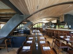 Barrel House Tavern, Sausalito, 2013 - CCS Architecture