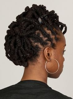 Photo Gallery | Wrap A Loc  Get natural looking curls with a revolutionary new hair styling tool and technique that creates a tight spiral curl on locked and natural hair. This amazing tool can be worn undetectable in the hair as a style and when removed, curls blossom. When the tool is removed, you find beautiful soft, long lasting curly locs. The locs stay curly for days or until the hair is shampooed. Check it out on wrapaloc.com #women #hair #locs #locnation #hair
