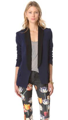 Pencey Cocktail Blazer #fashion #clothes