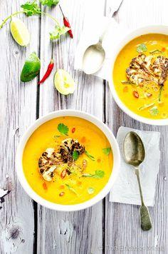 Coconut+Curried+Cauliflower+Soup