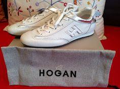 Hogan mod. Olympia color ghiaccio