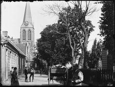 Nieuwendam, Amsterdam 1893. Foto: Jacob Olie