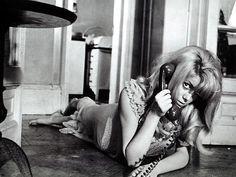 Catherine Deneuve, Repulsion, Roman Polanski, 1965